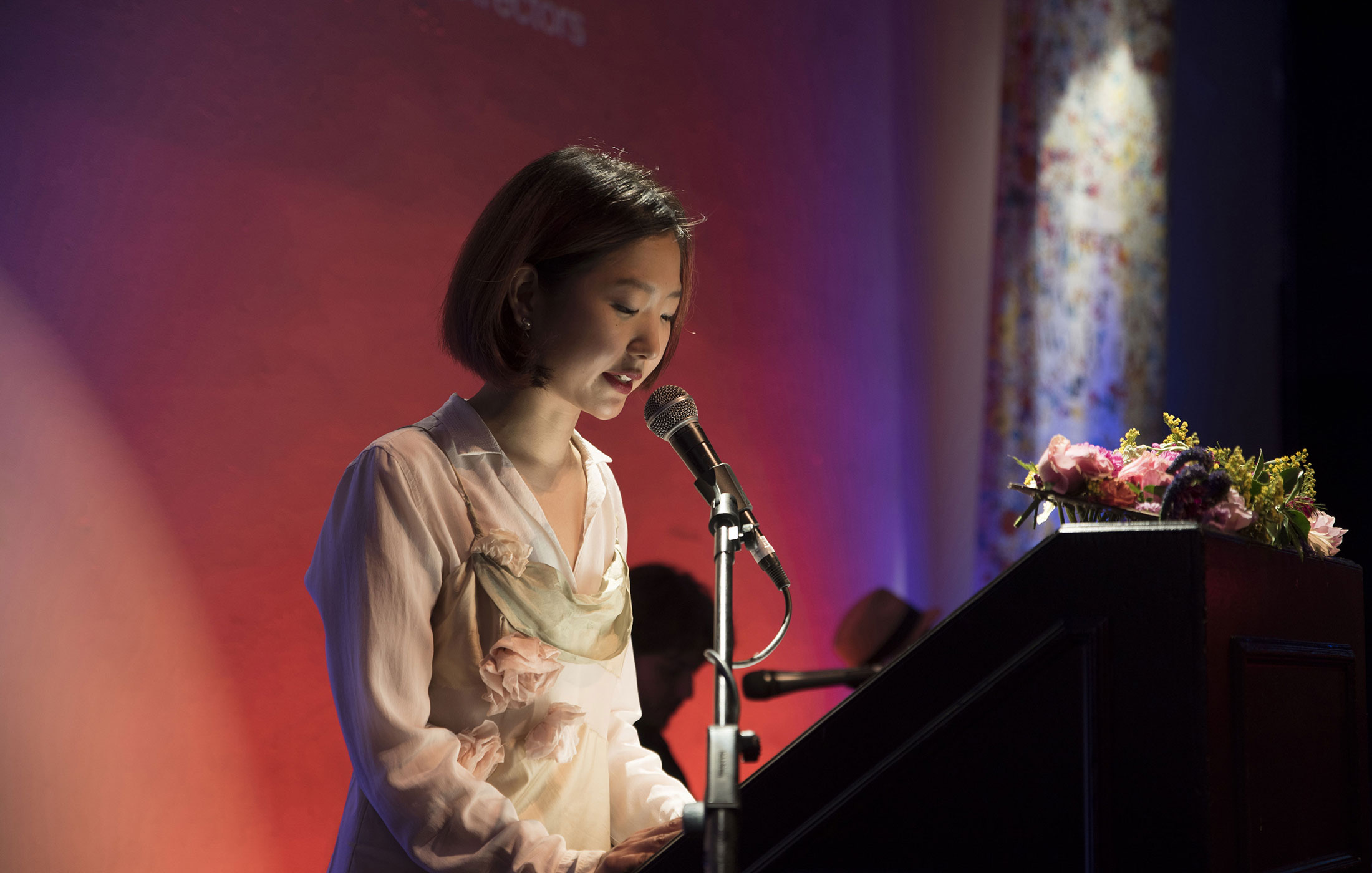 Julianne Lee at Art and Olfaction Awards, Photo by Marina Chichi