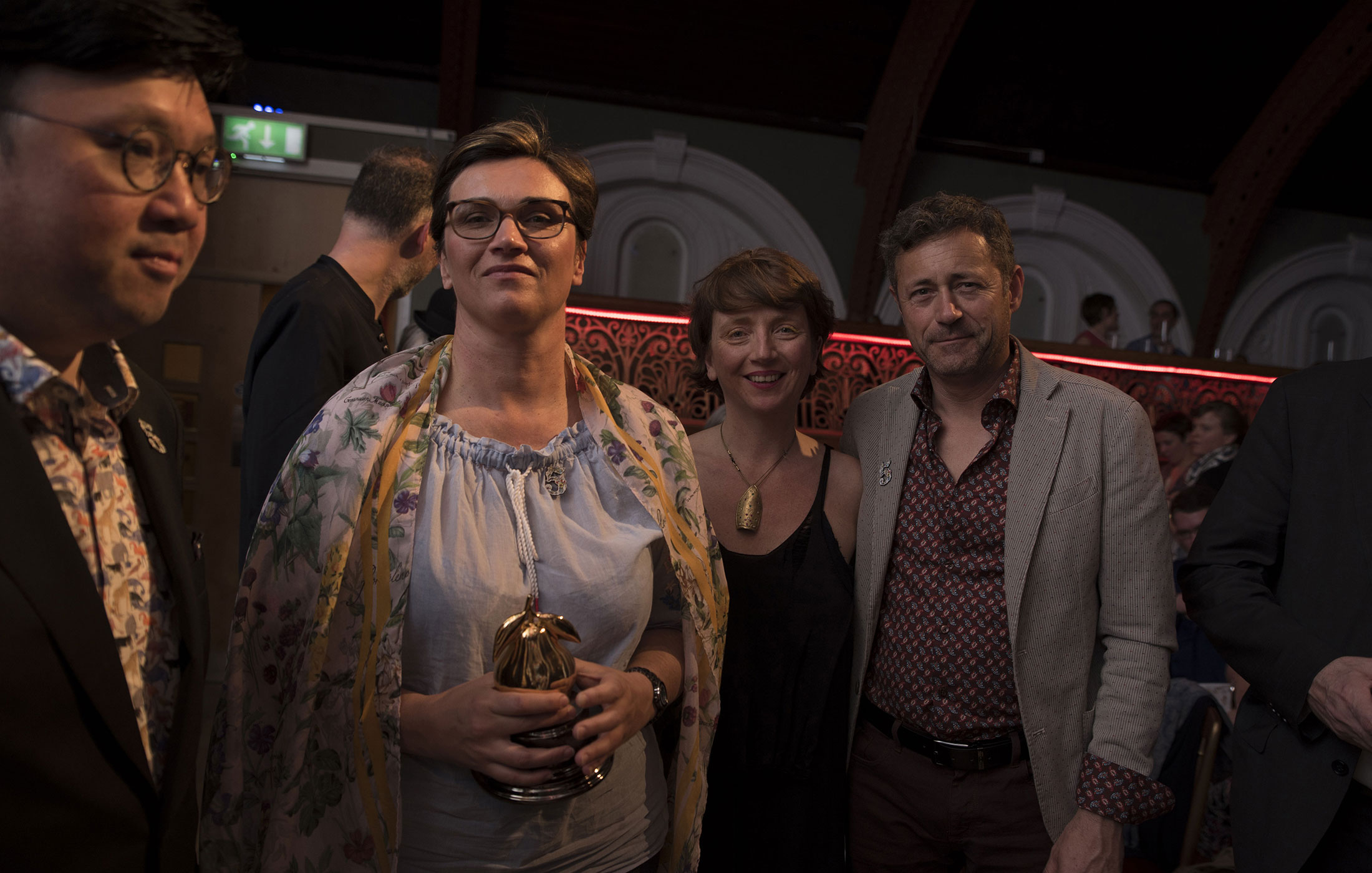 Art and Olfaction Awards, Photo by Marina Chichi